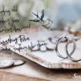 結婚指輪☆サムシングブルー☆キャンペーン