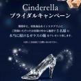 ディズニーシンデレラ「本物のガラスの靴」プレゼントキャンペーン