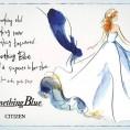 Something blue 誕生石キャンペーン
