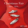 AFFLUX Christmas Fair【郡山本店】【福島店】【いわき鹿島SC店】