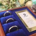 指輪ご成約で素敵な特典が貰える!OPERA『クリスマスブライダルフェア』開催!